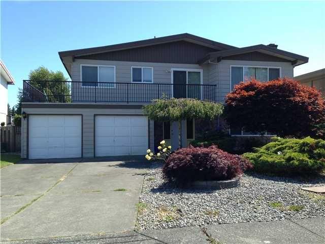 Main Photo: 4080 AMUNDSEN PL in Richmond: Quilchena RI House for sale : MLS®# V1015519