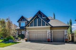 Photo 2: 82 WENTWORTH Terrace SW in Calgary: West Springs Detached for sale : MLS®# C4193134