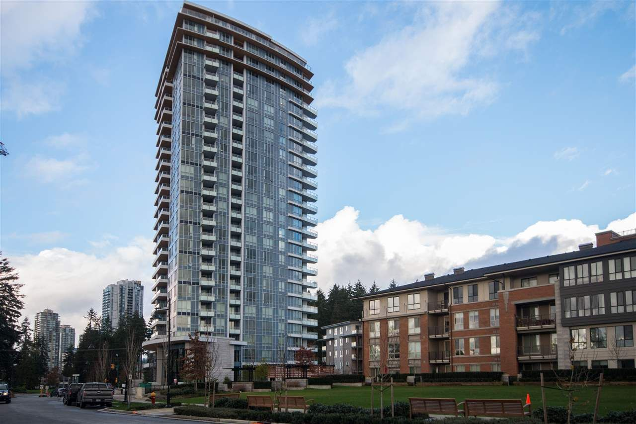 """Main Photo: 1002 3093 WINDSOR Gate in Coquitlam: New Horizons Condo for sale in """"the Windsor by Polygon"""" : MLS®# R2200368"""