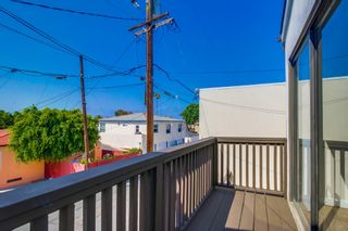 Photo 16: PACIFIC BEACH Townhouse for sale : 3 bedrooms : 4782 Ingraham in San Diego