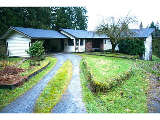Main Photo: 3540 BAYCREST AVENUE in : Burke Mountain House for sale : MLS®# V1100372