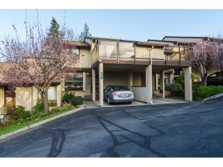 """Photo 1: 28 2962 NELSON Place in Abbotsford: Central Abbotsford Townhouse for sale in """"WILLBAND CREEK"""" : MLS®# R2016957"""