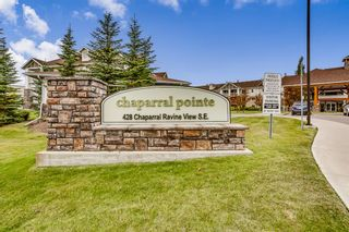 Photo 3: 312 428 CHAPARRAL RAVINE View SE in Calgary: Chaparral Apartment for sale : MLS®# A1055815