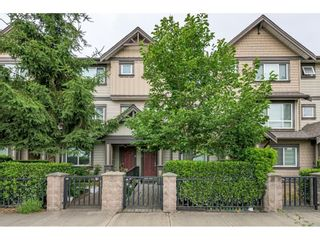 """Photo 1: 17 10999 STEVESTON Highway in Richmond: McNair Townhouse for sale in """"Ironwood Gate"""" : MLS®# R2599952"""