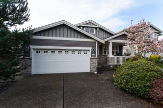 """Photo 1: 20432 67B Avenue in Langley: Willoughby Heights House for sale in """"The Gables"""" : MLS®# R2052019"""