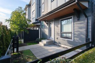"""Photo 18: 25 2427 164 Street in Surrey: Grandview Surrey Townhouse for sale in """"SMITH"""" (South Surrey White Rock)  : MLS®# R2624142"""
