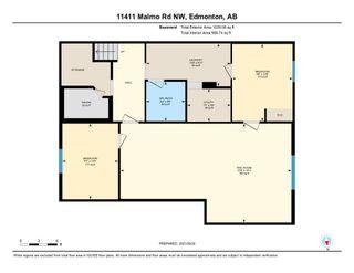 Photo 29: 11411 MALMO Road in Edmonton: Zone 15 House for sale : MLS®# E4266011