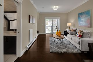 """Photo 8: 204 3488 SEFTON Street in Port Coquitlam: Glenwood PQ Townhouse for sale in """"Sefton Springs"""" : MLS®# R2527874"""