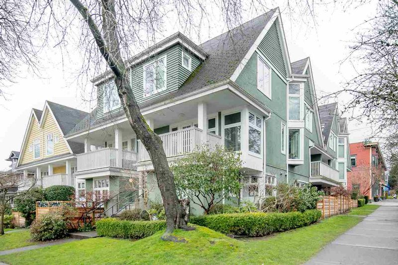 FEATURED LISTING: 3 - 2305 10TH Avenue West Vancouver