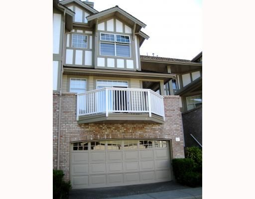 """Main Photo: 49 5221 OAKMOUNT Crescent in Burnaby: Oaklands Townhouse for sale in """"SEASON'S BY THE LAKE"""" (Burnaby South)  : MLS®# V766449"""