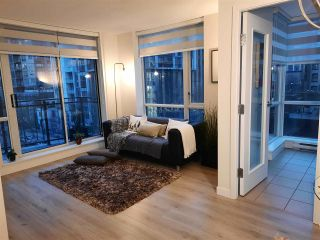 """Photo 2: 617 1082 SEYMOUR Street in Vancouver: Downtown VW Condo for sale in """"Freesia"""" (Vancouver West)  : MLS®# R2533944"""