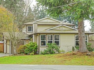 Photo 1: 445 Terrahue Rd in VICTORIA: Co Wishart South House for sale (Colwood)  : MLS®# 746393
