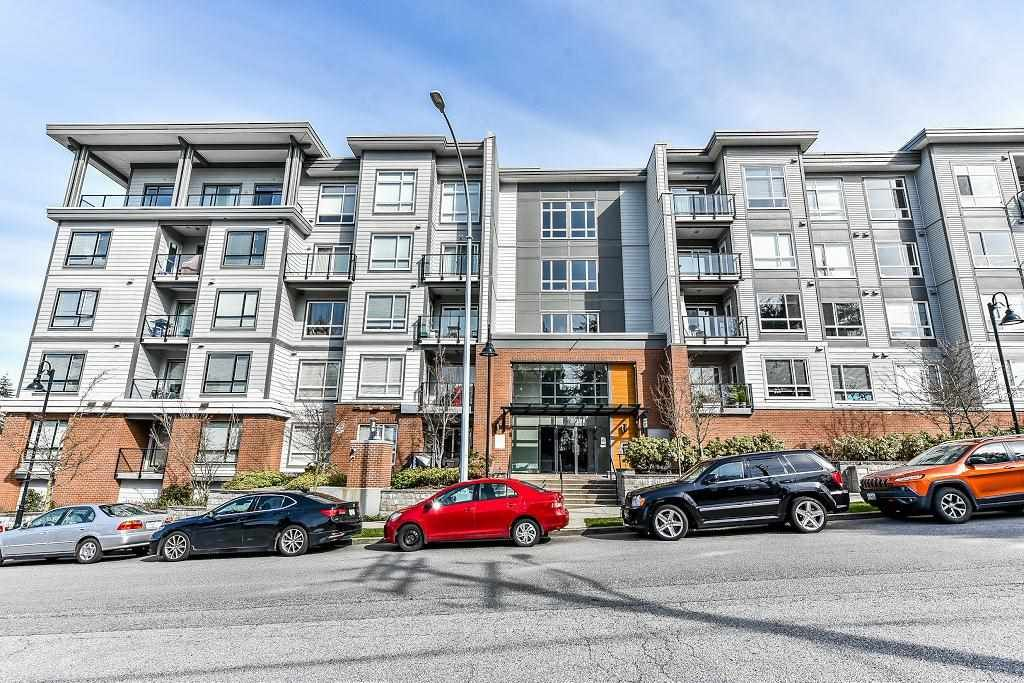 "Main Photo: 302 13733 107A Street in Surrey: Whalley Condo for sale in ""QUATTRO #1"" (North Surrey)  : MLS®# R2251141"