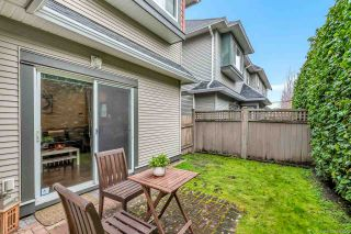 "Photo 14: 15 7071 BRIDGE Street in Richmond: McLennan North Townhouse for sale in ""CASAMORA"" : MLS®# R2437325"