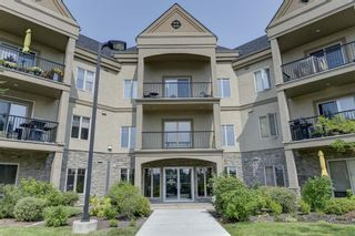 Photo 1: 132 52 Cranfield Link SE in Calgary: Cranston Apartment for sale : MLS®# A1135684