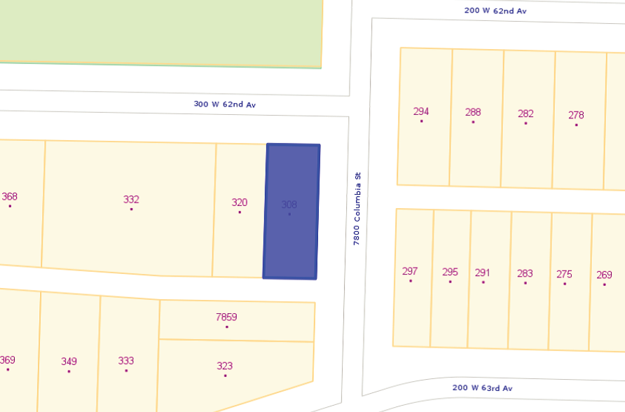 Main Photo: 308 W 62nd Avenue in Vancouver: Marpole Land for sale (Vancouver West)