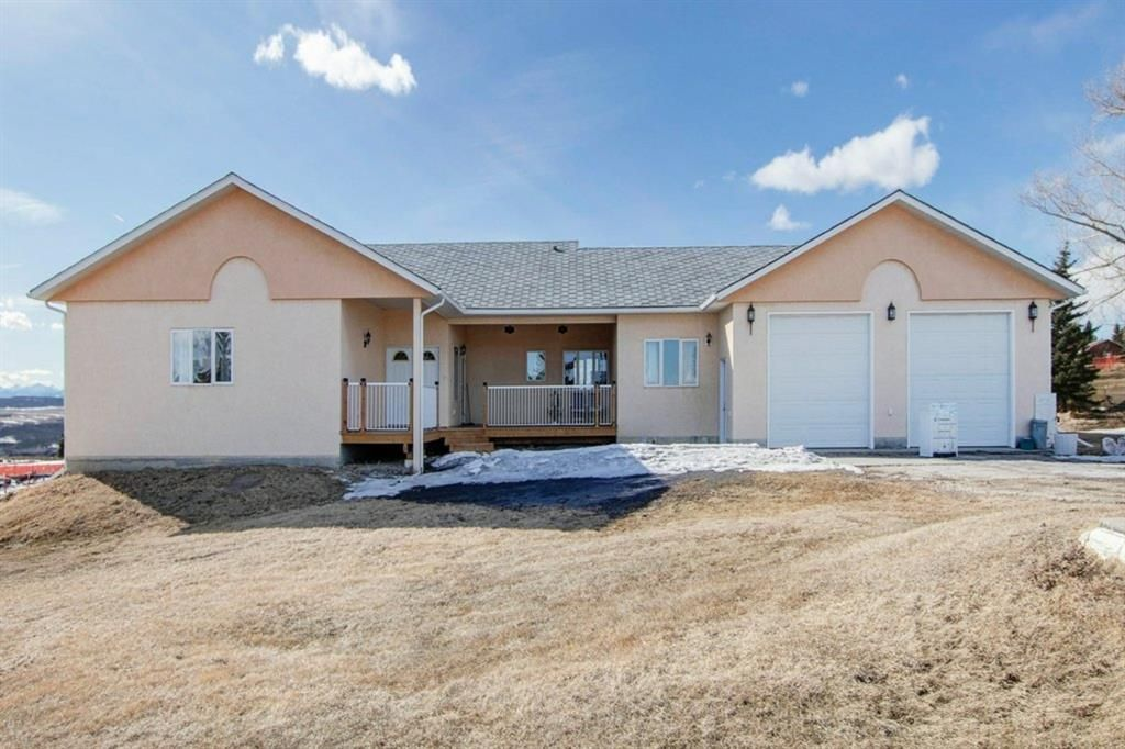 Main Photo: 262051 Rge Rd 43 in Rural Rocky View County: Rural Rocky View MD Detached for sale : MLS®# A1078258
