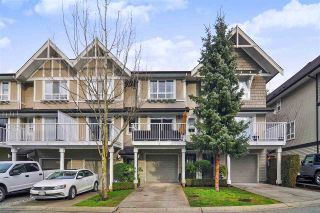 """Photo 1: 154 6747 203 Street in Langley: Willoughby Heights Townhouse for sale in """"SAGEBROOK"""" : MLS®# R2427600"""