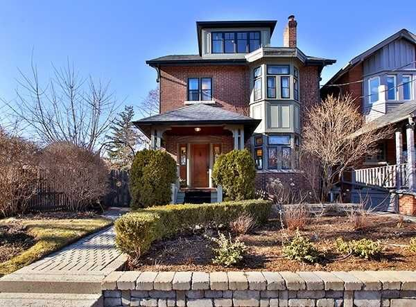 Main Photo: 92 Glencairn Avenue in Toronto: Lawrence Park South House (2 1/2 Storey) for sale (Toronto C04)  : MLS®# C4393836