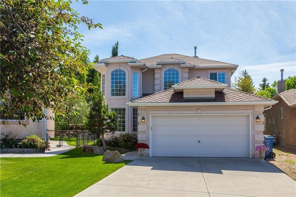 Main Photo: 105 EDGEBROOK Grove NW in Calgary: Edgemont Detached for sale : MLS®# C4305114