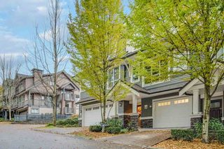 "Photo 1: 145 1460 SOUTHVIEW Street in Coquitlam: Burke Mountain Townhouse for sale in ""CEDAR CREEK"" : MLS®# R2518485"