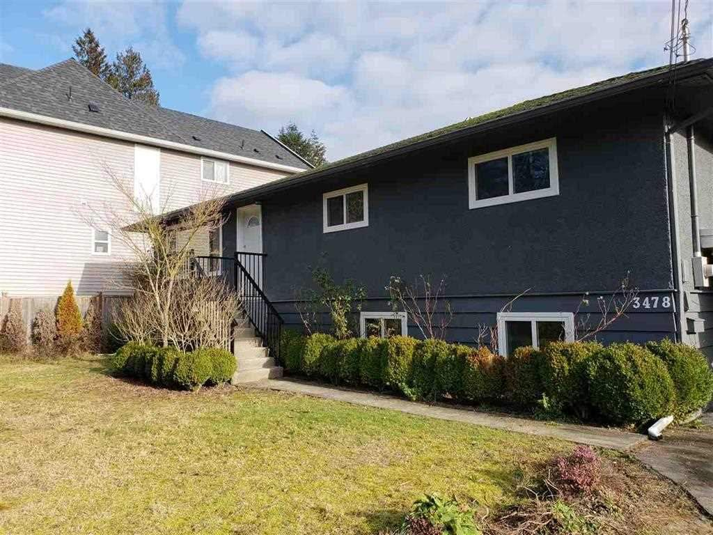 Main Photo: 3478 HASTINGS Street in Port Coquitlam: Woodland Acres PQ House for sale : MLS®# R2569921