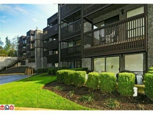 """Main Photo: 102 9682 134TH Street in Surrey: Whalley Condo for sale in """"Parkwoods - Elm"""" (North Surrey)  : MLS®# F1101901"""