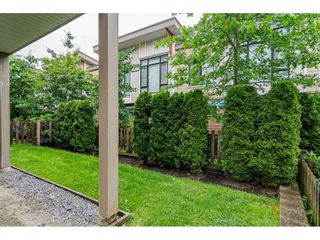 """Photo 38: 62 9989 BARNSTON Drive in Surrey: Fraser Heights Townhouse for sale in """"HIGHCREST"""" (North Surrey)  : MLS®# R2471184"""