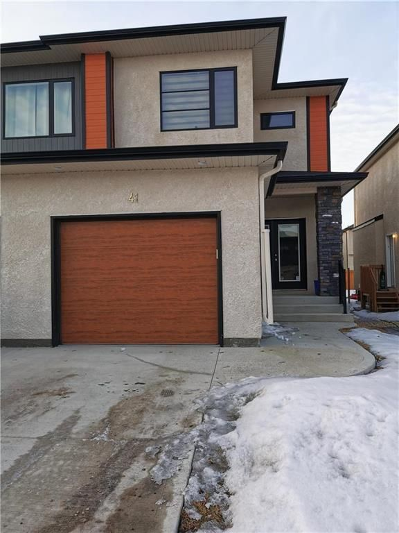 Main Photo: 41 Lark Ridge Way in Winnipeg: Prairie Pointe Residential for sale (1R)  : MLS®# 202104924