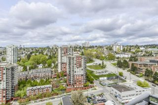 """Photo 12: 2906 892 CARNARVON Street in New Westminster: Downtown NW Condo for sale in """"AZURE II"""" : MLS®# R2361164"""