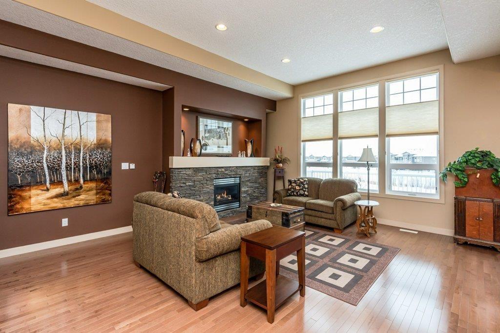 Photo 4: Photos: 41 8602 SOUTHFORT Boulevard: Fort Saskatchewan House Half Duplex for sale : MLS®# E4226387