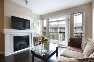 "Photo 3: 409 1150 KENSAL Place in Coquitlam: New Horizons Condo for sale in ""THOMAS HOUSE BY POLYGON"" : MLS®# R2094347"