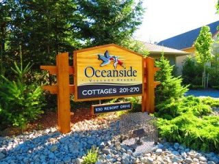 Photo 2: 206 1130 Resort Dr in PARKSVILLE: PQ Parksville Row/Townhouse for sale (Parksville/Qualicum)  : MLS®# 752150
