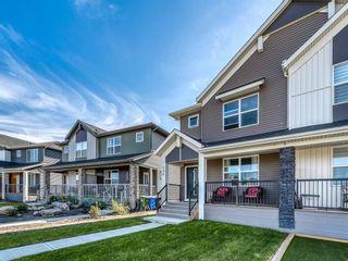 Photo 2: 196 Creekstone Square SW in Calgary: C-168 Semi Detached for sale : MLS®# A1144599