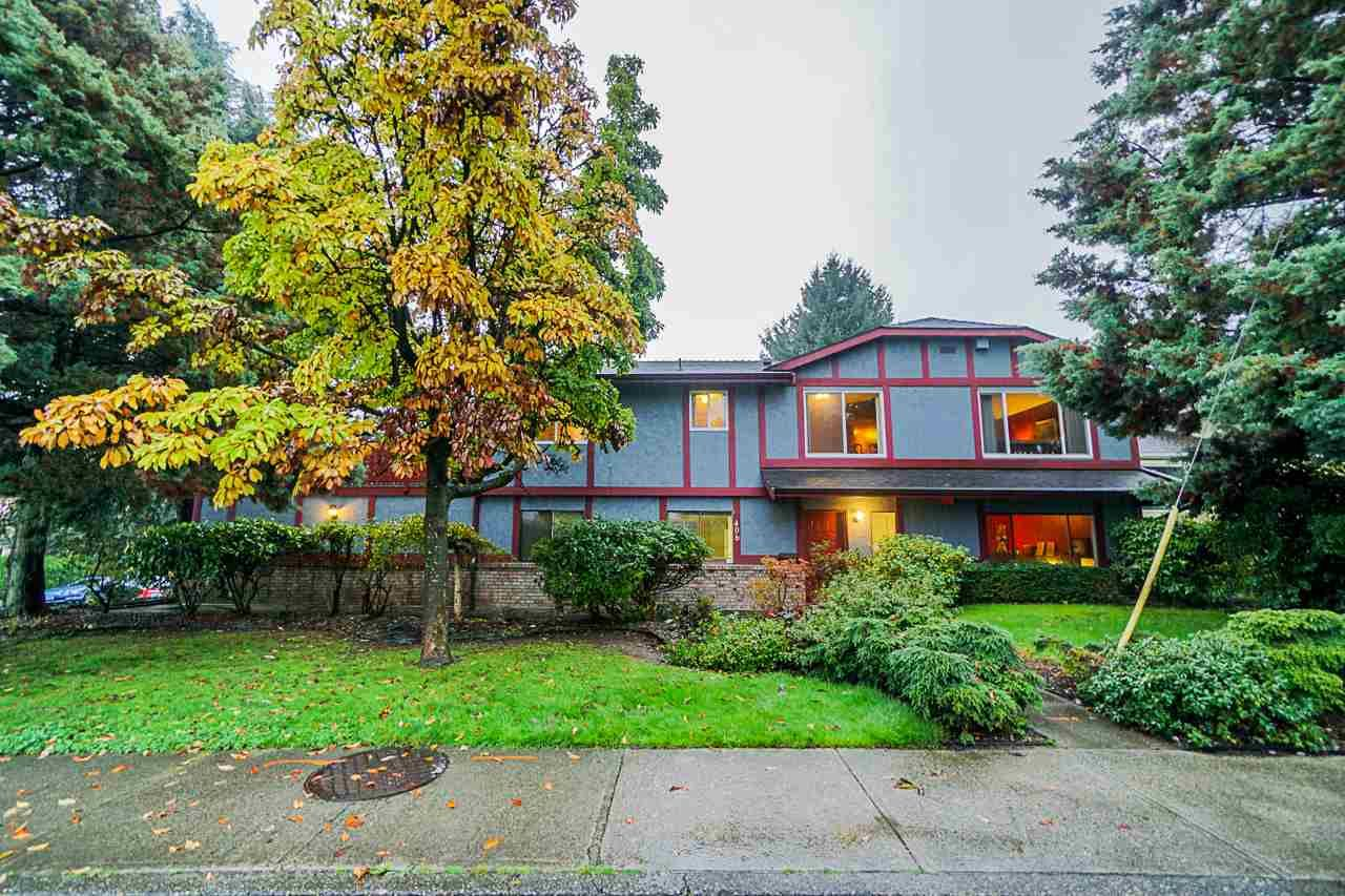 Main Photo: 406 CUMBERLAND Street in New Westminster: Fraserview NW House for sale : MLS®# R2411657