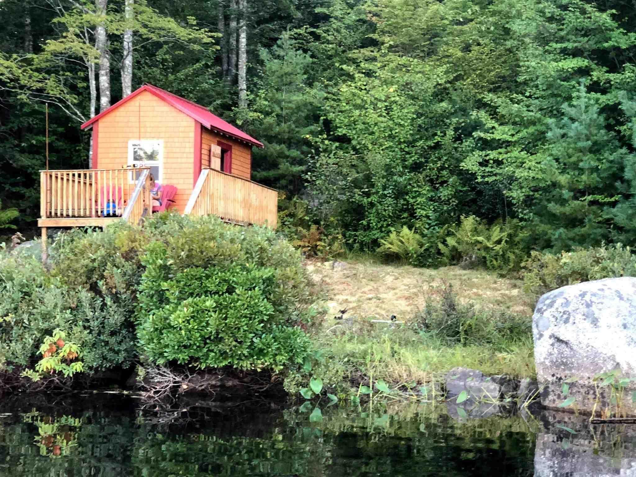 Main Photo: 628 Molega Lake Road in Molega Lake: 405-Lunenburg County Residential for sale (South Shore)  : MLS®# 202120483