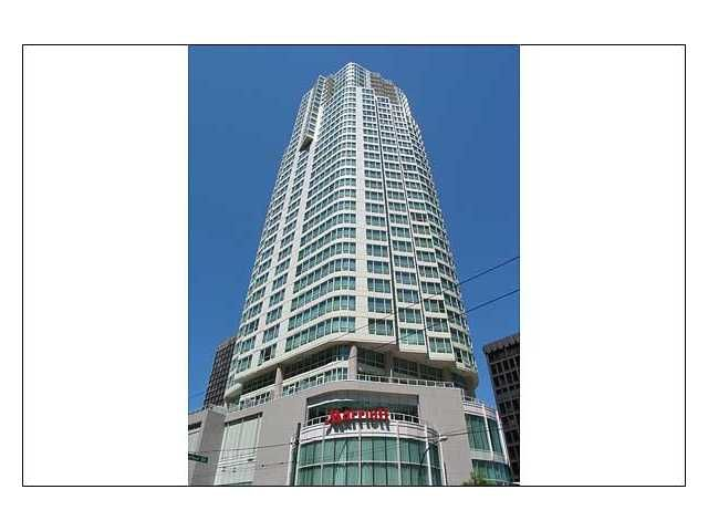 """Main Photo: 3202 1111 W PENDER Street in Vancouver: Coal Harbour Condo for sale in """"VANTAGE"""" (Vancouver West)  : MLS®# V926824"""