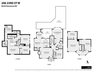 Photo 28: 206 W 23RD Street in North Vancouver: Central Lonsdale House for sale : MLS®# R2605422