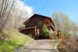 Photo 1: 5803 HUDSON BAY MOUNTAIN Road in Smithers: Smithers - Rural House for sale (Smithers And Area (Zone 54))  : MLS®# R2574388