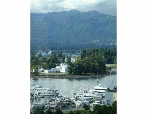 """Main Photo: 1001 1238 MELVILLE ST in Vancouver: Coal Harbour Condo for sale in """"POINT CLAIRE"""" (Vancouver West)  : MLS®# V547366"""