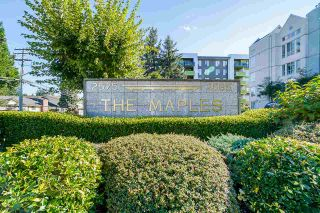 """Photo 30: 208 2585 WARE Street in Abbotsford: Central Abbotsford Condo for sale in """"The Maples"""" : MLS®# R2500428"""