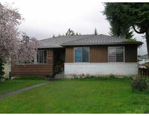 Main Photo: 6760 WALTHAM Avenue in Burnaby: Upper Deer Lake House for sale (Burnaby South)  : MLS®# V700136