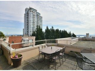 "Photo 13: 709 15111 RUSSELL Avenue: White Rock Condo for sale in ""PACIFIC TERRACE"" (South Surrey White Rock)  : MLS®# F1405374"