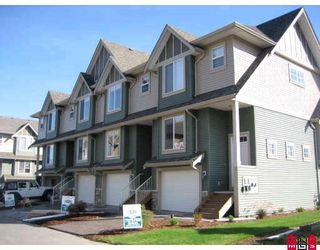 """Photo 1: 50 6498 SOUTHDOWNE Place in Sardis: Sardis East Vedder Rd Townhouse for sale in """"VILLAGE GREEN IN HIGGINSON GARDENS"""" : MLS®# H2900219"""