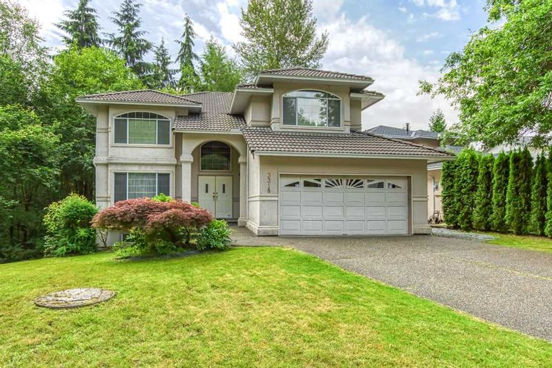 FEATURED LISTING: 3318 ROBSON Drive Coquitlam