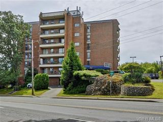 Photo 1: 601 4030 Quadra St in VICTORIA: SE High Quadra Condo for sale (Saanich East)  : MLS®# 732935
