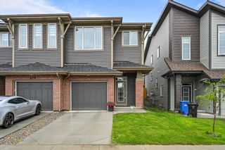 Photo 1: 283 Sage Bluff Rise NW in Calgary: Sage Hill Semi Detached for sale : MLS®# A1123987