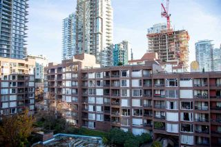 Photo 14: 714 1330 BURRARD Street in Vancouver: Downtown VW Condo for sale (Vancouver West)  : MLS®# R2521659