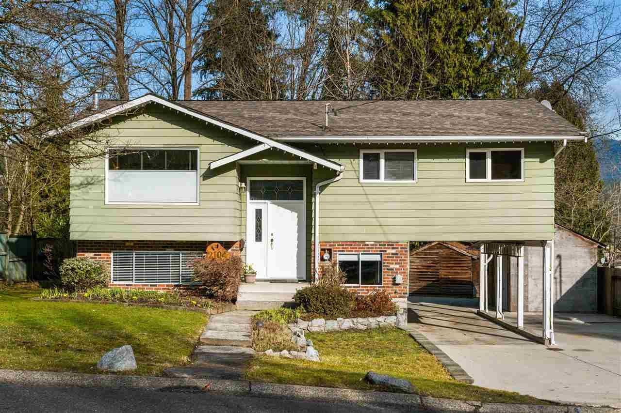 Main Photo: 2104 ST GEORGE Street in Port Moody: Port Moody Centre House for sale : MLS®# R2544194