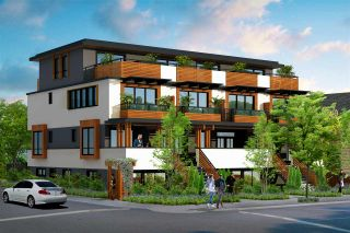 """Photo 1: 2286 E 33RD Avenue in Vancouver: Collingwood VE Townhouse for sale in """"Vancouver Urban Square"""" (Vancouver East)  : MLS®# R2547640"""